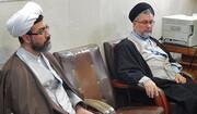 نشست مدیر حوزه علمیه البرز با مدیران معاونت پژوهش حوزه های علمیه