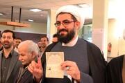 تشکر امام جمعه همدان از حضور پرشور مردم پای صندوق های رای