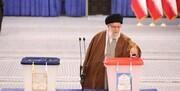 Ayatollah Khamenei: Election Day, realization of people's civil right