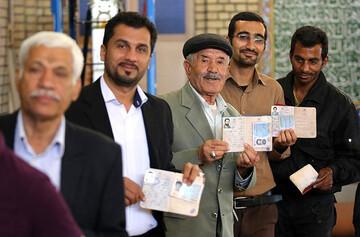 حضور پرشور اقلیت های دینی در انتخابات/ مطالبه ما از نمایندگان رفع مشکلات مردم است