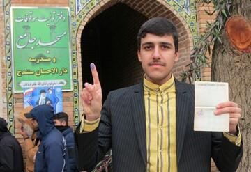 وجود ۲۰۳ هزار رأی اولی در خوزستان