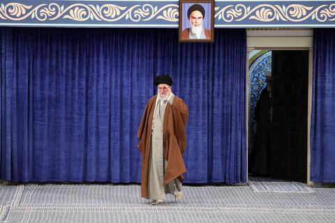 مشاركة الإمام الخامنئي في انتخابات مجلس الشورى الإسلامي و مجلس خبراء القيادة