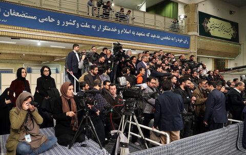 حضور رهبر انقلاب در انتخابات مجلس شورای اسلامی و مجلس خبرگان رهبری