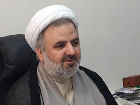 حجت الاسلام مرادی ، رئیس دادگستری خوزستان