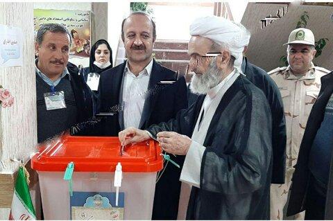 تصاویر/ شکوه حضور مردم کردستان در انتخابات مجلس یازدهم