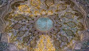 تعرف على الاعمال الجارية داخل حرم مرقد الامام الحسين (ع) + صور