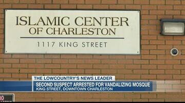 دومین متهم خرابکاری در مسجد چارلستون آمریکا بازداشت شد