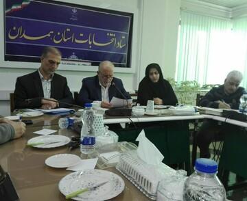 ۶ حوزه انتخابیه استان همدان تعیین تکلیف شد+ اسامی منتخبان
