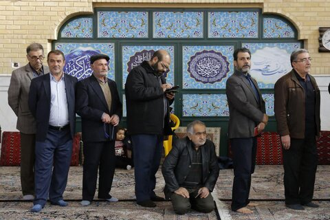 تصاویر/ حضور پرشور مردم قزوین درپای صندوق های رأی