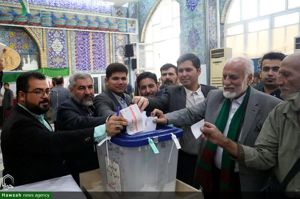 تصاویر/ یازدهمین دوره انتخابات مجلس شورای اسلامی در اهواز