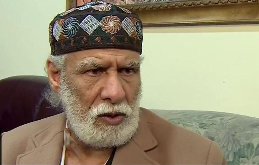 قربانی حمله چاقو در مسجد لندن مهاجم خود را بخشید