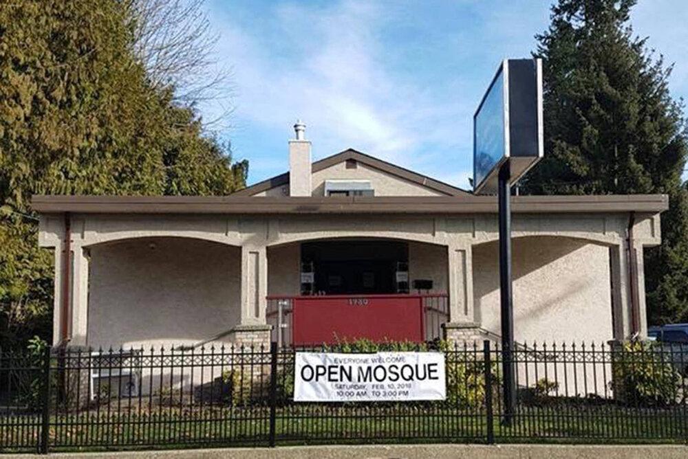 نمایشگاه مسیح (ع) در مسجد ابوتسفورد کانادا با حملات نفرت محور روبرو شد