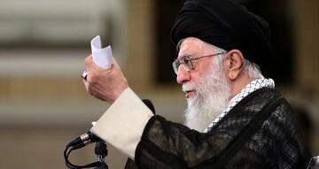 Ayatollah Khamenei appreciates Iranians for provoking enemy plan