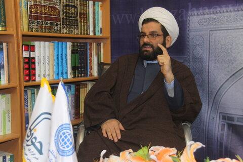 حجتالاسلاموالمسلمین حسین عندلیب