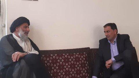 دیدار نمایندگان مردم اهواز در مجلس با نماینده ولی فقیه در خوزستان