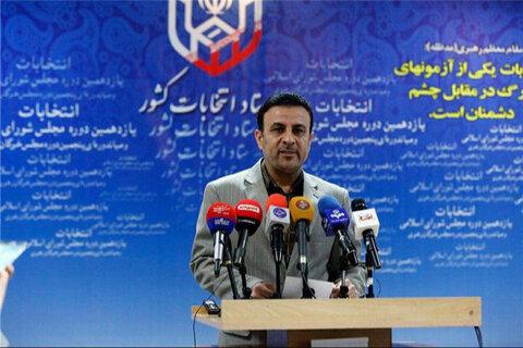 سید اسماعیل موسوی دبیر و سخنگوی ستاد انتخابات کشور