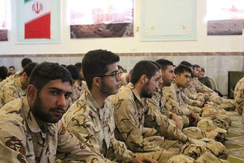 تصاویر/ برگزاری «جشنواره حضرت علی اکبر (ع)» به مناسبت روز سرباز در حسینه سپاه بیت المقدس کردستان