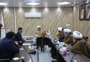 جلسه ستاد پیشگیری در بنیاد شهید وامور ایثارگران قم برگزار شد