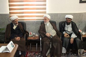 تجلیل امام جمعه بجنورد از منتخب خبرگان رهبری