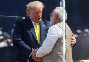 Trump hails Modi as 'true friend' as host faces backlash over 'anti-Muslim' citizenship law