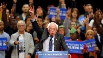 American Muslim Faiz Shakir set to make history as Sanders' campaign chief