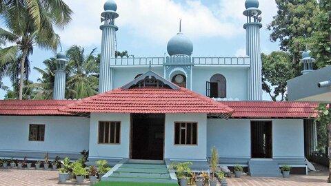 مسجد باستانی با ۱ هزار سال قدمت که چراغ آن همیشه روشن است