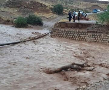 قطع راه ارتباطی ۶۰ روستا در کوهدشت لرستان