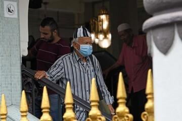 ۷۰ مسجد سنگاپور به کمک مبتلایان به کرونا میروند