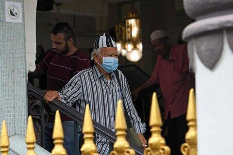 کمک رسانی مالی مسلمانان و مساجد سنگاپور برای آسیب دیدگان کرونا