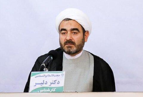 حجت الاسلام والمسلمین بهرام دلیر نقده ای