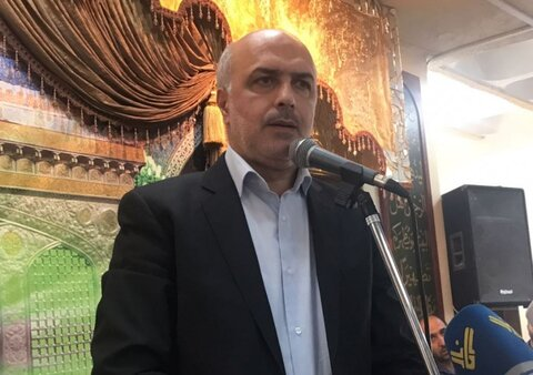 انور جمعه نماینده پارلمان لبنان