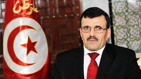 علی العریض عضو ارشد جنبش الهضه تونس