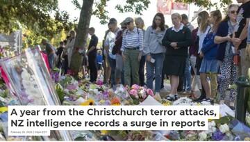 ۱ سال پس از حمله به مساجد کرایستچرچ، نهادهای اطلاعاتی نیوزیلند جوابگو نیستند