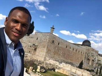 خشم مسلمانان آمریکا از سفر نماینده مسلمان به فلسطین اشغالی و همراهی با اسرائیل