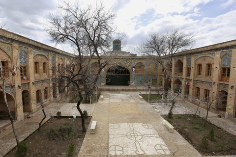 تصاویر/ مدرسه سردارین قزوین