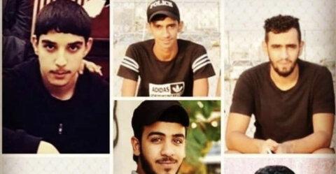 هفت جوان بحرینی محکوم به زندان