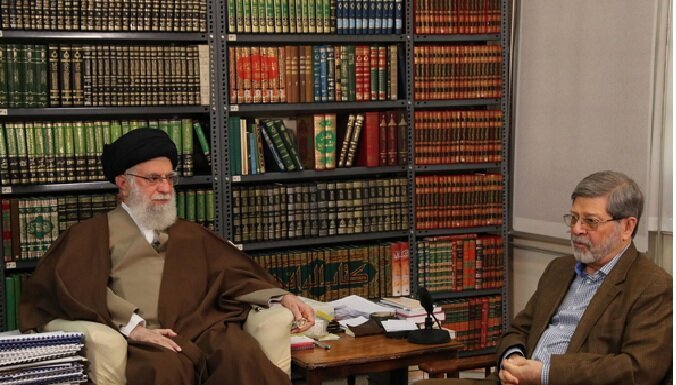 Ayatollah Khamenei hails Iran's health minister, medical staff for battling coronavirus