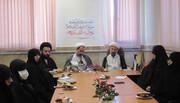 اعلام آمادگی حوزه خواهران همدان برای کمک علمی به توسعه استان