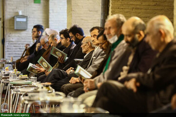 تصاویر/ اولین سالگرد آیت الله روضاتی در اصفهان
