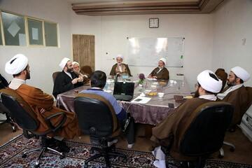 نشست هماهنگی کمیته های فعال در قرارگاه جهاد سلامت حوزه برگزار شد