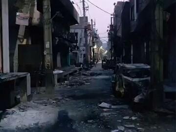 محله مسلماننشین دهلی به شهر ارواح مبدل شد