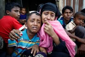 Myanmar army kills five Rohingya Muslims, including a child, in Rakhine