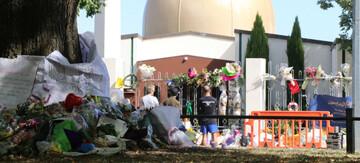 مسجد کرایست چرچ نیوزلند باز هم تهدید شد