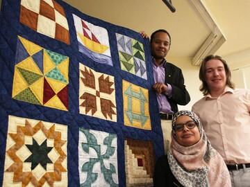 رویداد میان ادیانی « تاریخ سیاه پوستان» در مسجد سارینای کانادا برگزار شد