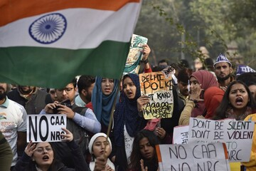Iran worried about violence against Muslims in India