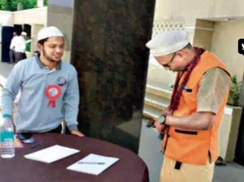 روز درهای باز در مسجد تامیل نادو به هدف همدلی میان پیروان ادیان مختلف