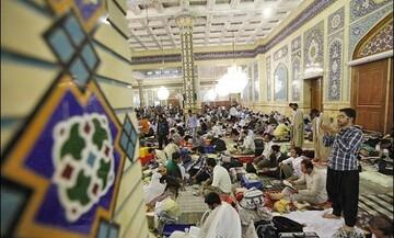 لغو مراسم اعتکاف در مسجد مقدس جمکران