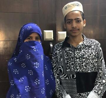خواهر و برادر نوجوان مسلمان جان ۷۰۰ تن را در حمله هندوها نجات دادند