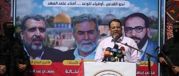 ملت فلسطین هزینه سنگینی در برابر تروریسم صهیونیستی داده است/ تنها بر مقاومت تکیه داریم