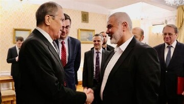 Hamas thanks Russia for supporting Palestinian rights, rejecting US pro-Israel plan